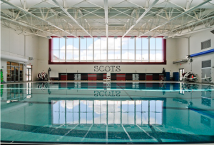 Conerstone MGI David Douglas Aquatics Center Pool