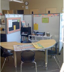 Conerstone MGI HSD Quatama Elementary School Classroom