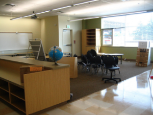Conerstone MGI Quatama Elementary School Classroom