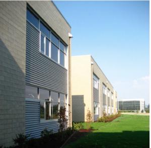 Conerstone MGI HSD Quatama Elementary School Exterior