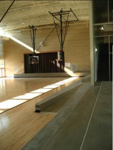 Cornerstone MGI HSD Quatama Elementary School Gym