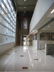 Cornerstone MGI South Meadows Middle School Interior Hall2