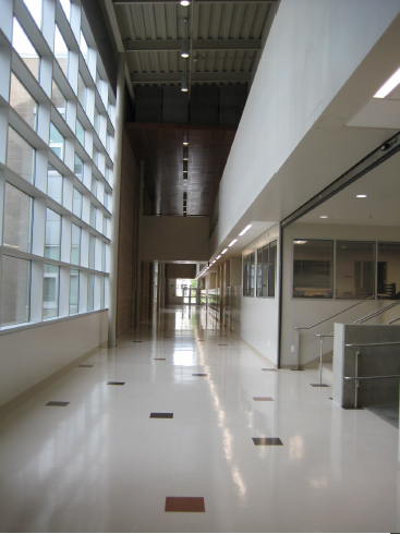 South meadows middle school for Interior design schools in mississippi