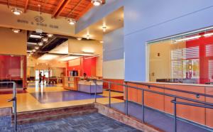 Conerstone MGI Rosa Parks Elementary School Interior
