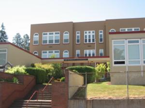 Cornerstone MGI Salem Keizer Public Schools McKinley ES Exterior Front