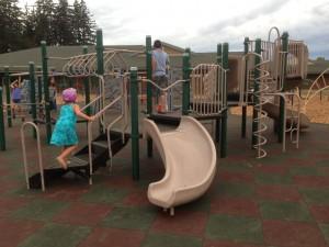 Cornerstone MGI Salem Keizer Public Schools School Playground