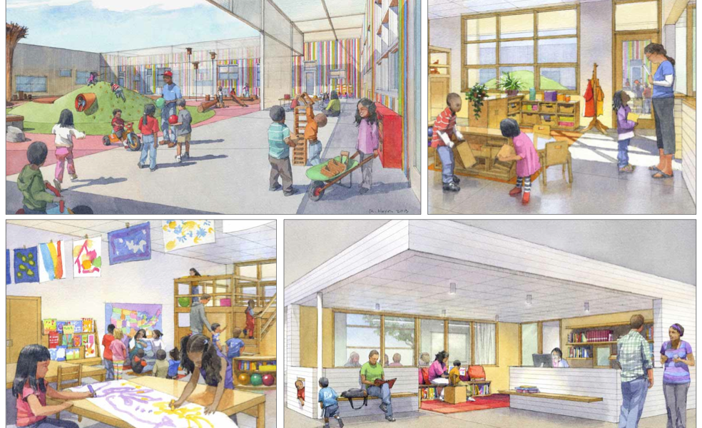 Conerstone MGI David Douglas Early Childhood Center at Earl Boyles Elementary