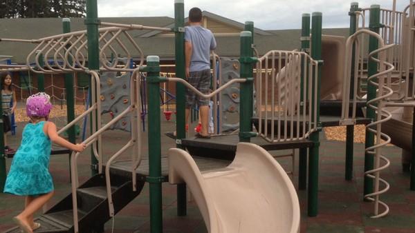 Conerstone MGI SKSD School Playground